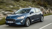 Essai Ford Focus 1.5 EcoBlue Auto : En mal de douceur