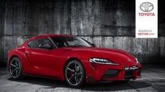Toyota Supra (2019) : Les premières photos officielles ont fuité