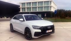 Essai Audi Q8 50 TDI : Une place au soleil