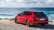 Essai Peugeot 508 SW: la Française joue avec les Teutonnes