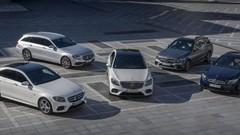 Essai Mercedes Classe C - E - S EQ Power : une gamme survoltée