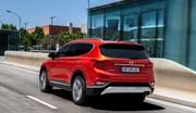 Prix Hyundai Santa Fe (2019) : il arrive plus tôt que prévu en France