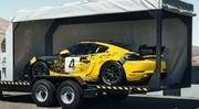 Porsche 718 Cayman GT4 Clubsport: en piste