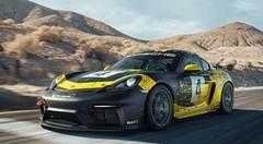 Porsche 718 Cayman GT4 : 6-cylindres atmosphérique