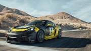 Porsche 718 Cayman GT4 Clubsport : du lin et six cylindres