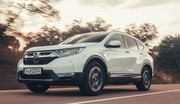 Essai Honda CR-V Hybrid : fiscalement correct