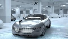 Hyundai dévoile un concept de charge pour véhicules électriques