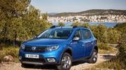 La Dacia Sandero est toujours la voiture préférée des Français