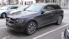 Mercedes GLC restylé 2019 : premières images et vidéo