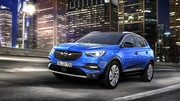 Opel Grandland X hybride : nouveauté 2019