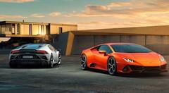 Lamborghini présente sa Huracan restylée
