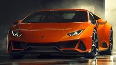 Lamborghini Huracán Evo : avec le plaisir du V10