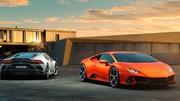"Lamborghini Huracan Evo : 640 ch pour la ""petite"" Lambo"