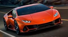 Lamborghini Huracan EVO: évolution pour 2019