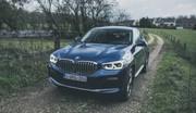 Essai BMW X4 20i xDrive 2018