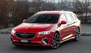 Essai Opel Insignia GSi Sports Tourer