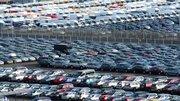 Le marché des voitures d'occasion a baissé en 2018