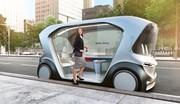 Bosch présente sa vision du véhicule urbain de demain