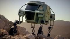 Au CES, Hyundai imagine l'ambulance qui enjambe les décombres