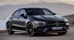 Mercedes CLA (2019) : premières photos officielles