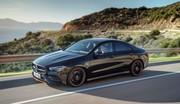 Voici la nouvelle Mercedes CLA