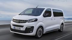Opel Zafira Life (2019) : Et de quatre !