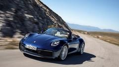 Voici la nouvelle Porsche 911 Cabriolet