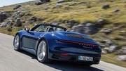 Porsche 911 Cabriolet Type 992 (2019) : La nouvelle 911 cabriolet prête pour les beaux jours