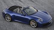 Nouvelle Porsche 911992: voici le cabriolet