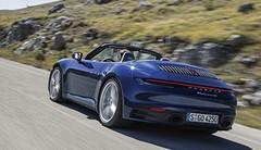 Porsche 911 « 992 » : Voilà déjà le cabriolet