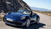 Porsche : la nouvelle 992 se décline en version cabriolet