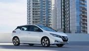 Nissan Leaf e+ : plus d'autonomie et de puissance