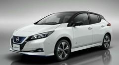 Nissan Leaf e+ : plus d'autonomie et de puissance pour 2019