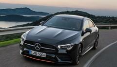 Les photos du nouveau Mercedes CLA