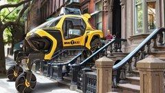 Hyundai Elevate : la voiture qui marche
