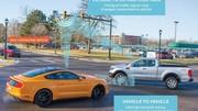 Ford : la communication entre véhicules sur tous les modèles dès 2022