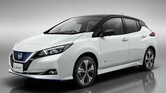 Nissan Leaf e+ : Batterie 62 kWh et moteur 215 ch