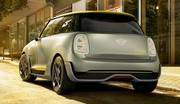 Mini : la première électrique sera une Cooper S
