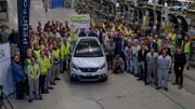 Peugeot: un million de 2008 produits en France