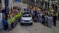 Déjà un million de Peugeot 2008 ont été produites en France