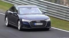 Audi S8 : Derniers essais avant commercialisation
