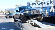 Premier test à bord du BMW X7