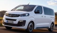 L'Opel Zafira Life passe de monospace à utilitaire