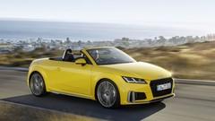 Audi TT restylé: prix à partir de 41200 €