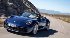 Nouvelle Porsche 911 Cabriolet : premières photos