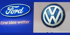 Ford et Volkswagen envisagent une alliance stratégique (source proche)