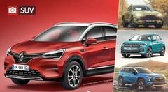 Les nouveaux SUV de 2019