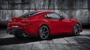 La nouvelle Toyota Supra en vidéo