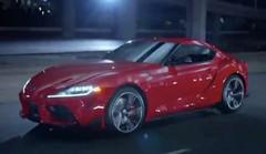 Toyota : la nouvelle Supra se montre (presque) officiellement