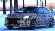 Future Peugeot 208 : elle se montre enfin
